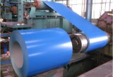 PPGI, feuille galvanisée enduite d'un préenduisage de fer, bobine en acier enduite par couleur