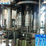 3 dans 1 machine de remplissage d'eau potable de Monoblock trois dans une