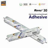 Het hoge Dichtingsproduct van het Polyurethaan van Sika van de Viscositeit voor het Glas van de Auto (RENZ 30)