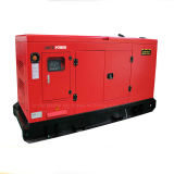 Potencia insonora Genset del motor de la potencia 60kVA Doosan de Nite