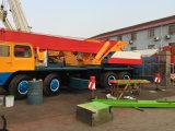 Deuxième-Hand terrain utilisé Crane 40tons Nk-400e de Kato Hydraulic Truck Crane