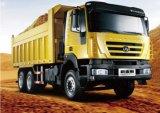 6X4 de nieuwe Vrachtwagen van de Kipper Kingkan/van de Kipwagen in Ethiopië
