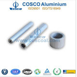 Colore Painted Aluminum/Aluminium Extrusion per Pipe Tube