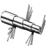 中国製具体的な機械装置のための適用範囲が広いシャフト