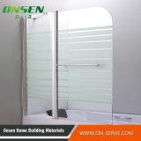 Aluminium personalizzato Frameless Shower Enclosure per Bathroom
