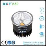 Энергосберегающий острый светильник пятна УДАРА 8W GU10 СИД