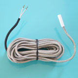 Cable de calefacción de silicona de 3 m y cable anticongelante de drenaje