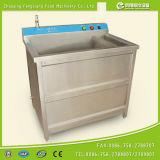 WASC-11 Frozen carne y el vehículo descongelación de la máquina con la función de calefacción