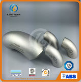 ASME B16.9のステンレス鋼の管付属品Wp316 90dの肘(KT0201)
