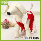 Ropa del perro de animal doméstico de la manera de la Navidad (HN-PC764)