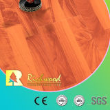 ビニール8.3mm E1 AC3 Embossed Walnut U-Grooved Waterproof Maple Laminated Flooring
