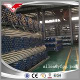 Tianjin fabricó caliente Dn15-Dn200 sumergido galvanizado alrededor del tubo de acero
