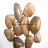 Pedras naturais de Hightly da melhor qualidade vermelha