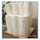 couvre-tapis du brin 300GSM coupé par fibre de verre pour la feuille transparente