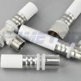 F5 Pex 알루미늄 Pex 관을%s 금관 악기 압박 이음쇠