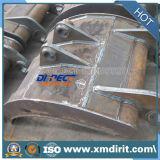 Fabricación de metal de hoja para las piezas que trabajan a máquina del CNC