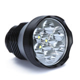 Nachladbare 9 der LED-Xml T6 11000lm 5 Aluminium-Taschenlampe Modus-Leistungs-LED