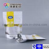 カスタマイズされる薄板にされる砂糖のためのジッパーが付いているVMPET袋を立てなさい