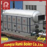 低圧区域の燃焼の企業のための水平の蒸気ボイラ
