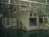 آليّة مسحوق [كتينغ لين] مع كهربائيّة فرن ودهانة مقصورة
