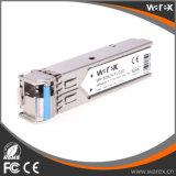 1000BASE-BX kompatible Tx 1310nm Rx 1550nm SFP BIDI Lautsprecherempfänger-Baugruppe für SMF 3km