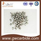 Bits de tecla com matéria- prima de carboneto de tungstênio