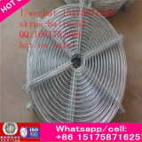 Riche petite cuisine Inline in Line Ventilation Duct High Speed Motor Cooling Axial AC Tower Fan Impeller Blade