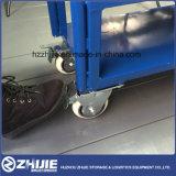De Capaciteit van de lading 500kg aan de Op zwaar werk berekende Kruiwagen van het Wiel 1000kg met 4 Wielen
