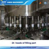 Terminar a planta de engarrafamento água pura/mineral