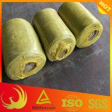 Cobertor impermeável de Rocha-Lãs do material de isolação para a tubulação