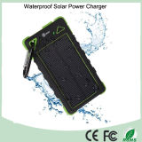 8000mAh Dual USB Interface Solar Battery Charger com luz LED (SC-1788)