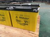 Bateria inundada 150ah tubular profunda de Opzs da placa do ciclo 12V para o carro de golfe