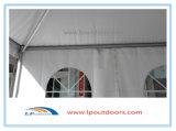 Barraca de alumínio do evento do casamento do partido da barraca do Pagoda do PVC do polígono grande