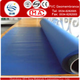 1.5mm Reinforced e PVC Geomembrane da Elevado-força