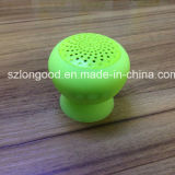 Silicone Bluetooth Speaker Waterproof, Portable Suction Speaker의 공장 Price