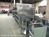 Выполненное на заказ гальванизированное стальное изготовление