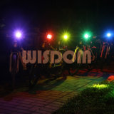 Alta LED lámpara brillante de la bicicleta de la sabiduría Lamp4, linterna impermeable de la bici