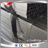 Tubo d'acciaio quadrato di ASTM A500 e rettangolare galvanizzato tuffato caldo