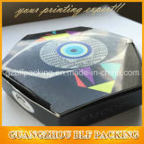 Cil Packaging Paper Hexagon Box pour Full Color Printing