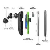 L'évent Bluetooth 4.0 mains libèrent l'écouteur de stéréo d'appel vocal de voiture
