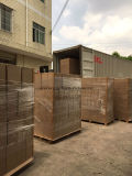 Film van de pre-Rek LLDPE van 100% de Maagdelijke Materiële Waterdichte met de Hoge Verpakking van de Pallet van de Transparantie