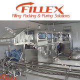 5개 갤런 Water Filling Line 또는 Water Filling Machine