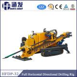 Tipo plataforma de perforación horizontal direccional (HFDP-32) de la correa eslabonada