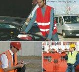 Veste elevada do competidor da segurança da visibilidade do clássico ANSI107