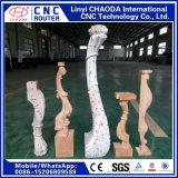 Router di CNC rotativo per i piedini antichi del sofà, corrimani, sculture