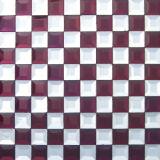 Mosaico de cristal del espejo biselado del diamante para el material de construcción (VMM3205)