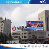 P16mm Advertizing Scrolling Light Box Billboard (visualizzazione di LED fullcolor di Outdoor)