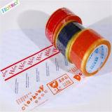 Buena calidad de BOPP cinta de embalaje acrílico adhesivas de enmascaramiento
