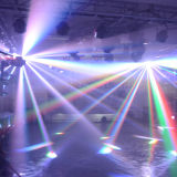 Disco Stage를 위한 LED Double Derby DJ Lighting