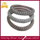O carro Heated do algodão parte a tampa de roda da direção